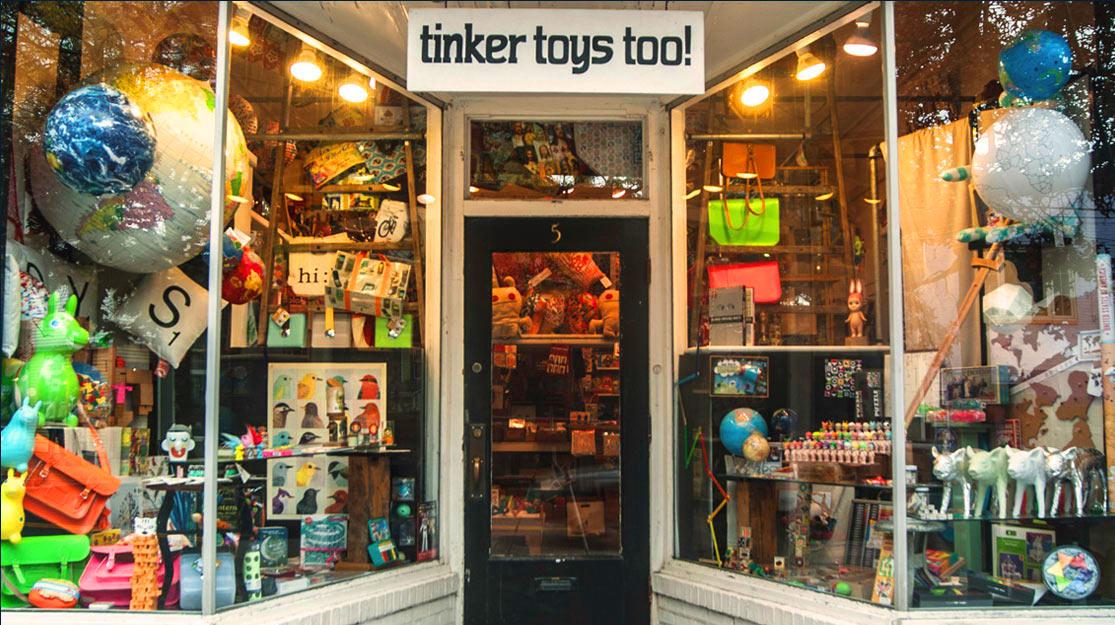 Toy Store Woodstock, NY