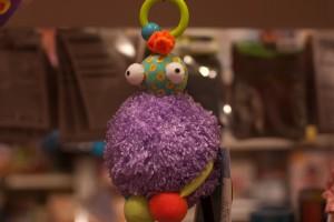 Woodstock toys - fuzzy