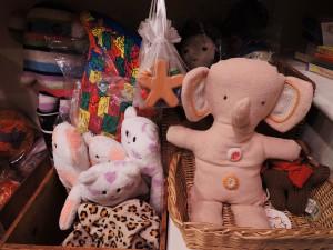 Woodstock toys - elephant