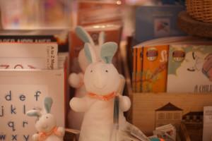 Woodstock toys - bunny