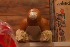 Woodstock toys - gorilla